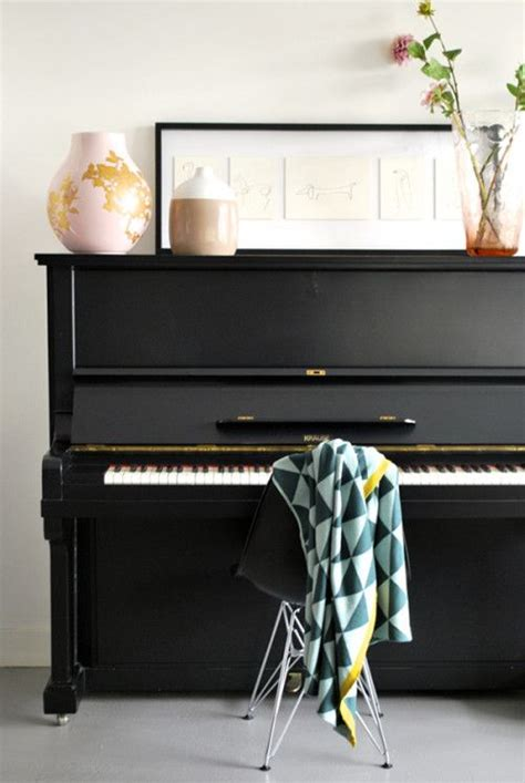 Piano Decor by 20 Best Ideas About Upright Piano Decor On