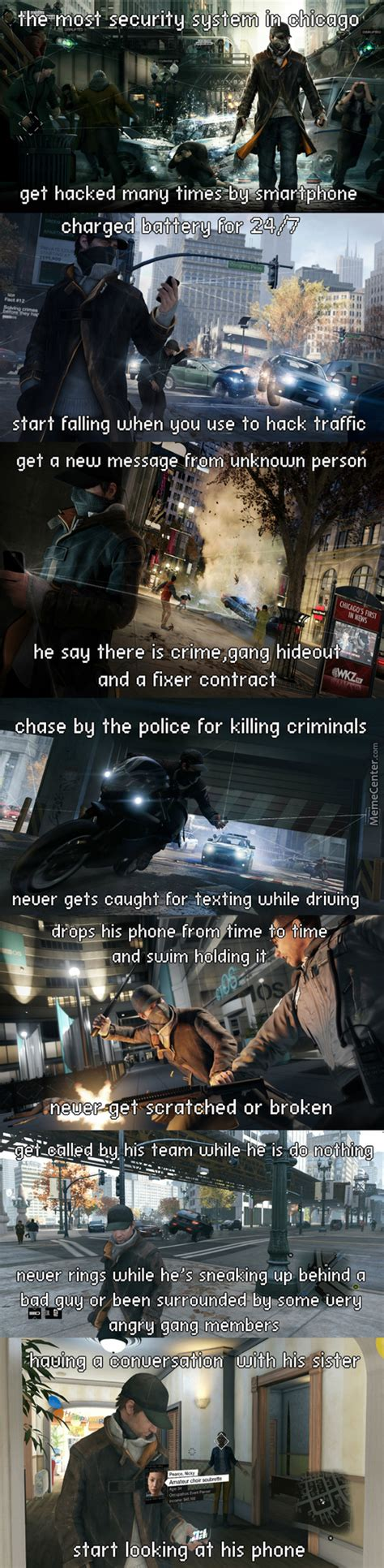 Watch Dogs Meme - watch dogs memes best collection of funny watch dogs pictures