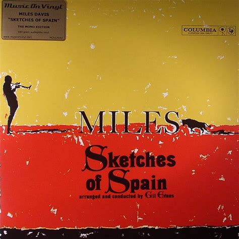 Sketches Of Spain by Davis Sketches Of Spain Mono Vinyl At Juno Records