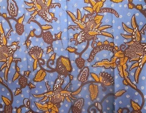 desain batik flora dan fauna 15 contoh ragam hias flora pada batik lukisan ukiran dan