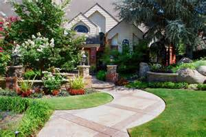 residential landscaping service new design