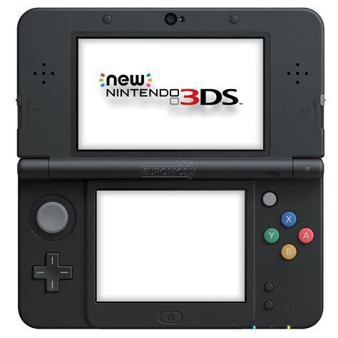 nintendo 3ds new console console new 3ds nintendo 045496502966