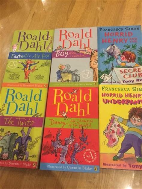 roald dahl books for sale roald dahl books for sale in firhouse dublin from