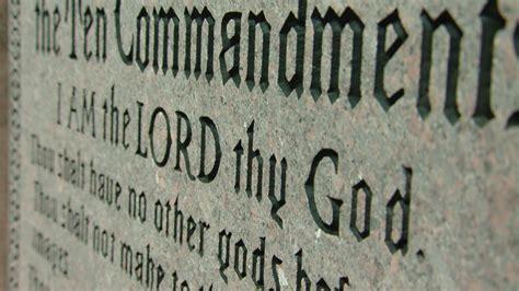 Oklahoma Supreme Court Network Search 10 Commandments Statue Must Be Removed Oklahoma Supreme