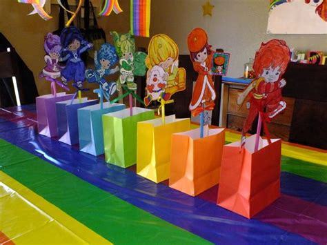 Rainbow Bright Decorations by 36 Best Rainbow Brite Images On Rainbow