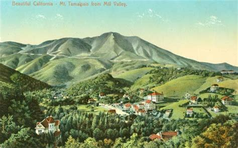 penny postcards  marin county california