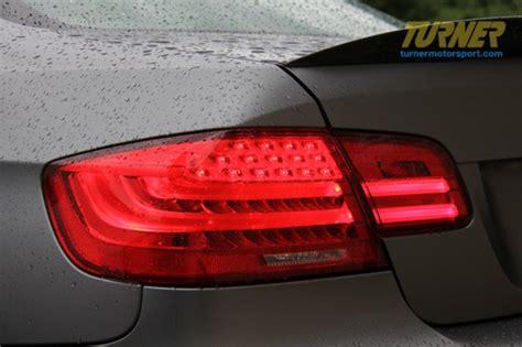 2009 bmw 328i rear light tms4503 led light upgrade e92 328i 335i m3 coupe