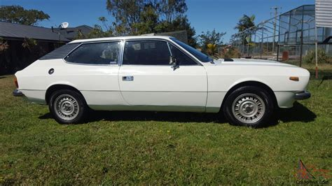 Lancia Beta Hpe For Sale Lancia Beta Hpe 1978 2d Coupe Manual 2l Carb Seats In Nsw