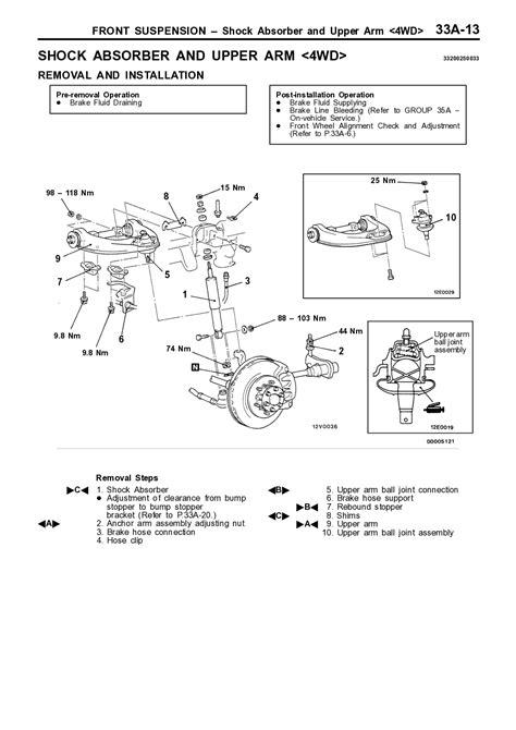 100 mitsubishi l200 k74 wiring diagram mitsubishi
