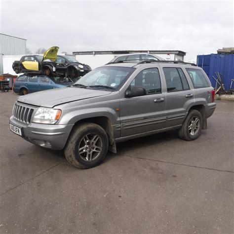 jeep passenger jeep grand wj 2000 jds ref 959 passenger side