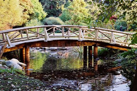 small wooden bridge wooden bridge in stanley park vancouver bc photos