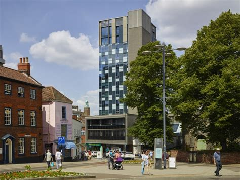 design engineer norwich westlegate tower in norwich 5th studio archdaily