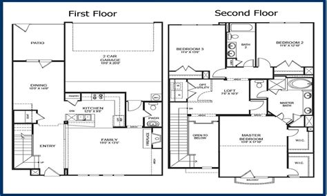 2 story loft floor plans 2 story condo floor plans 2 floor condo in georgetown garage floor plans with loft mexzhouse