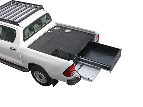Toyota Outfitters Toyota Hilux Revo Dc 2016 Current Touring Drawer Kit