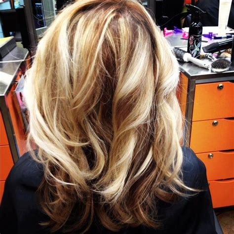 dimension with two low lights 407 best images about hair on pinterest