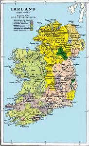 Ireland Map Europe by Ireland Maps