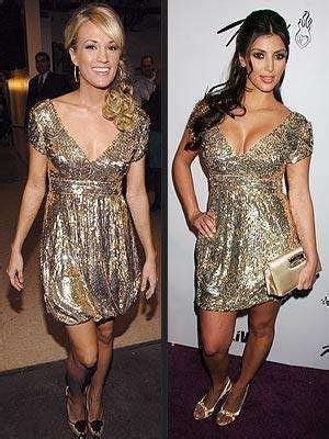 Who Wore Jovani Better Carrie Underwood Or Khloe by Mon