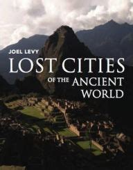Lost Barnes And Noble Gift Card - lost cities of the ancient world joel levy by joel levy paperback barnes noble 174