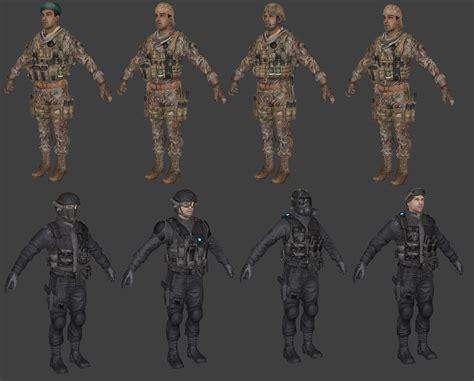 Senter Swat 2 Battery black ops 2 yemeni troops custom swat pack counter