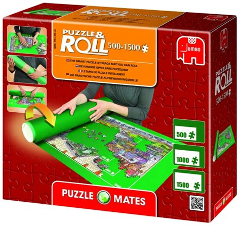 Jumbo Puzzle Mat by Jumbo Puzzle Roll Puzzle Mat 500 1500 Pieces Toys