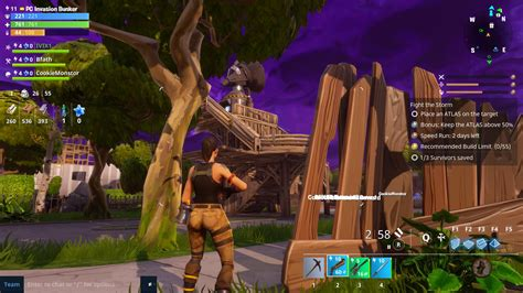 what fortnite to fortnite preview building to stop the pc