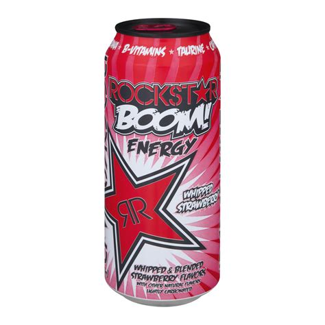 rockstar energy drink 8 4 oz rockstar rockstar zero carb 16oz 24 cs walmart