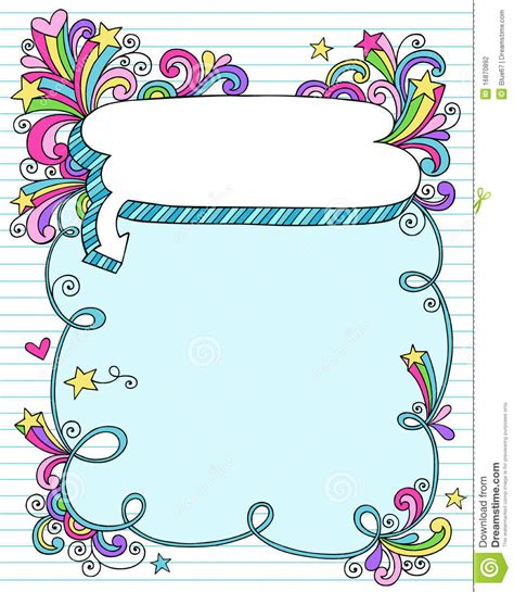 cute border art pinterest notebook doodles and doodles