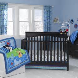 nice looking home mickey mouse nursery room inspiring design featuring divine wooden baby crib