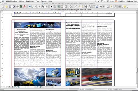 Scribus Underrated Desktop Publishing Powerhouse 187 Reach Unlimited Free Scribus Templates