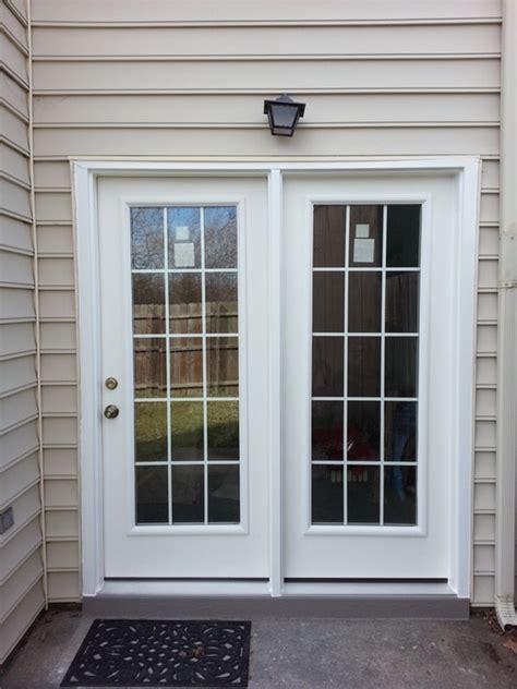 Impact Resistant Garage Doors Smooth Fiberglass Patio Door With Impact Resistant Glass Doormasters Inc