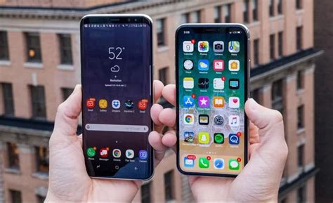Samsung A8 2018 New Baby Skin High Copy galaxy s8 beats iphone x in tests by consumers report