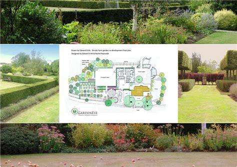 large garden layout design large gardens 2 acres more gardeneye garden design