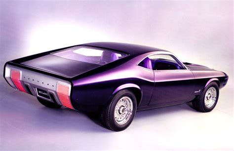 Concept Cars Ford by 1969 Ford Concept Cars Talladega And Spoiler Registry