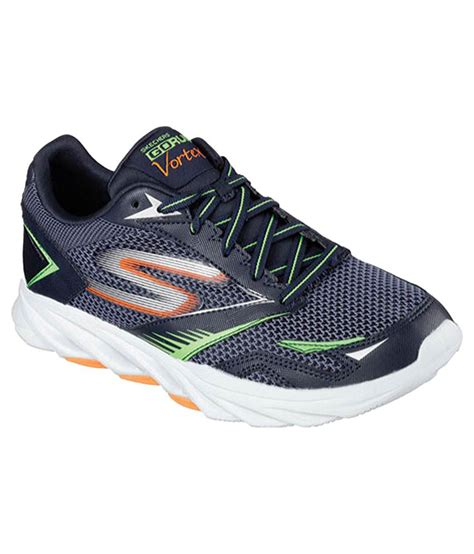 skechers blue running sports shoes price in india buy