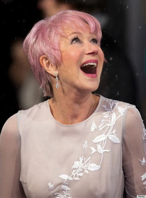 helen mirren hairstyles for l oreal 201 best images about hairstyles for women over 45