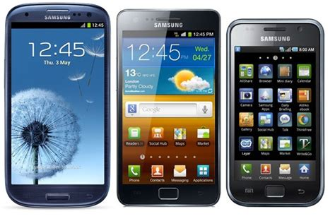 Hp Samsung Android Galaxy S samsung galaxy s android authority