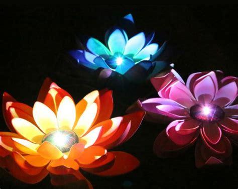 solar pond lights 27 outdoor solar lighting ideas to inspire