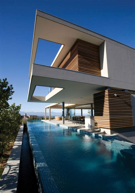modern house plans with pool 12 modern pools that make a big splash design milk