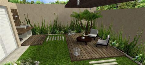 imagenes de jardines exteriores pequeños decoraci 243 n de jardines peque 241 os proyectos que intentar