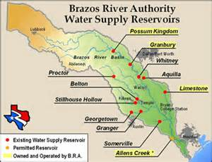 map of brazos river in the brazos river authority gt about us gt news gt news room