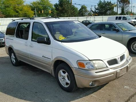 how cars run 2004 pontiac montana free book repair manuals auto auction ended on vin 1gmdx03e9yd152587 2000 pontiac montana in oh dayton
