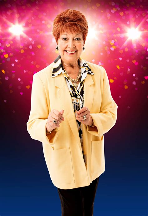 The Wedding by The Wedding Singer Uk Tour Ruth Madoc As Rosie