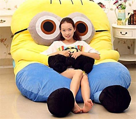 minion pillow bed mini villain bean bags despicable me minions sleeping bag