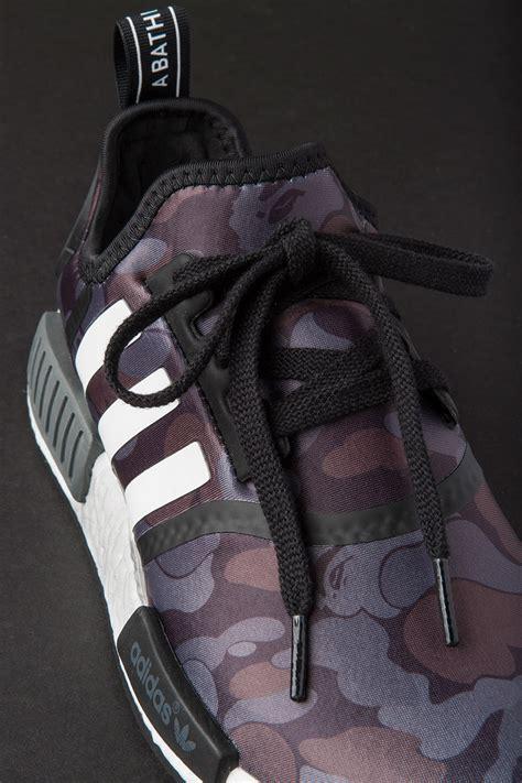 Adidas Nmd R1 X Bape Camo Purple bape x adidas nmd release date sneaker bar detroit