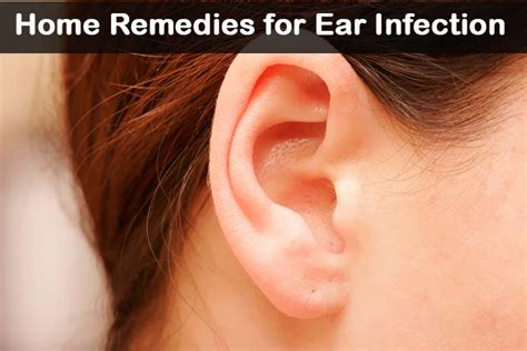 ear infection home treatment 14 diy home remedies for ear infection healthremediesforlife