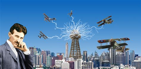 nikola tesla teleforce teleforce did tesla a anti war weapon to