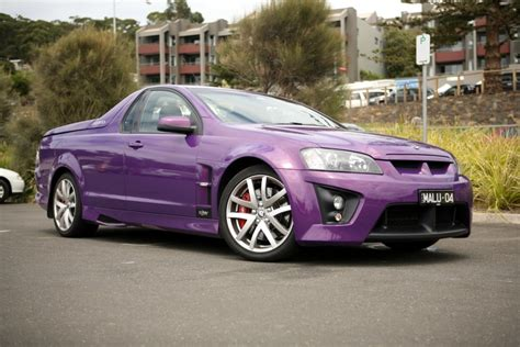 holden maloo hsv maloo r8 ute review road test motoring web wombat