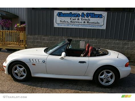 1997 bmw z3 1 9 specs 1997 alpine white bmw z3 1 9 roadster 82672820 photo 8