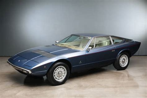 maserati khamsin for sale maserati khamsin am 120 2 2 sold 1976 on car and classic