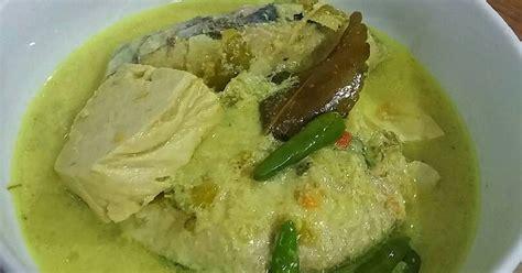 resep gulai ikan tenggiri rumahan  enak
